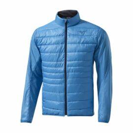 Pánská golfová bunda Mizuno Move Tech Jacket diva blue Panské