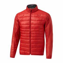 Pánská golfová bunda Mizuno Move Tech Jacket red Funkční prádlo