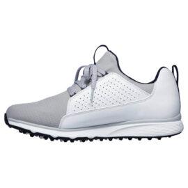 Skechers Go Golf Mojo Elite white/navy pánské golfové boty Pánské boty na golf