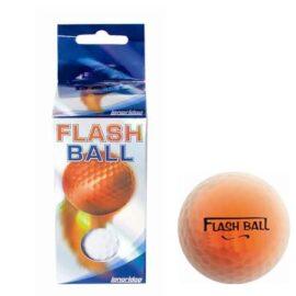 Blikající golfové míčky Flash Ball 2-pack Tréninkové míčky