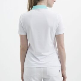 Nivo Victoria white Damské trička na golf