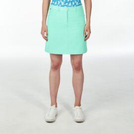 Nivo Marika Ladies Skort atlantis green Sukně a šaty