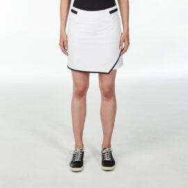 Nivo Wynonna Ladies Skort white Sukně a šaty