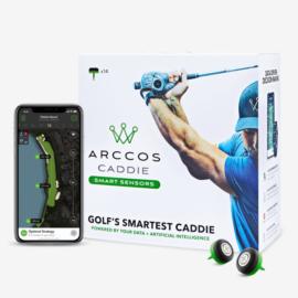 Arccos Caddie golfový GPS Golf GPS hodinky