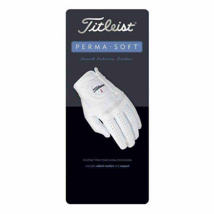 Titleist Perma Soft Glove Klasické