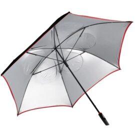 Golfový deštník Titleist Double Canopy Umbrella 68″ Deštníky