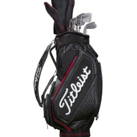 Titleist Premium Midsize Staff Cart golfový bag Cartbags (bagy na vozík)