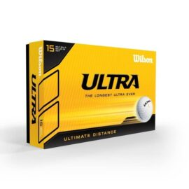 Wilson Ultra Distance 15-pack Nové míčky