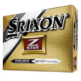 Srixon Z-STAR 12-pack Nové míčky