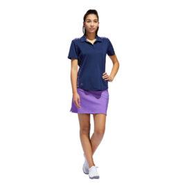 Adidas Soft Jersey Stretch Ladies Skort purple Sukně a šaty