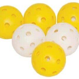 Duté tréninkové míčky Airflow Balls 6pack Tréninkové míčky