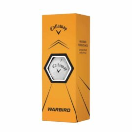 Callaway Warbird HEX 12-pack golfové míčky Nové míčky