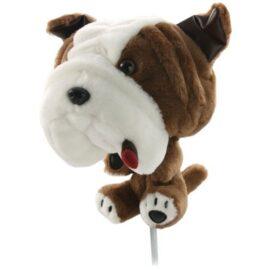 Club Huggers Bulldog kryt na hlav holí Kryty na hlavy