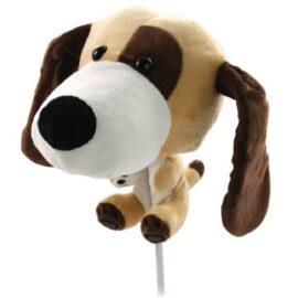 Club Huggers Dog kryt na hlav holí Kryty na hlavy