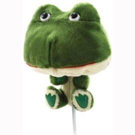 Club Huggers Frog kryt na hlav holí Kryty na hlavy