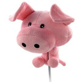 Club Huggers Pig kryt na hlav holí Kryty na hlavy