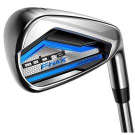 Cobra F MAX Airspeed Irons steel golfová železa Sety želez