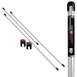 Colin Montgomerie Alignment Sticks tréninkové tyče Tréninkové doplňky