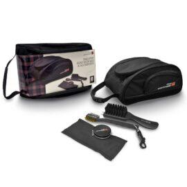 Taška na boty Colin Montgomerie Executive Shoe Bag Obaly na boty, batohy, cestovní tašky