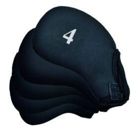 Kryty na set želez Deluxe Iron Covers (8ks) Kryty na hlavy