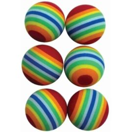Pěnové tréninkové míčky Foam Balls Tréninkové míčky
