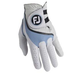 Footjoy Pro Flex white golfové rukavice Klasické