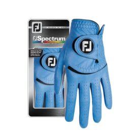 Footjoy Spectrum blue barevné golfové rukavice Klasické
