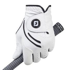 FootJoy WeatherSof GTX white pánská golfová rukavice Klasické