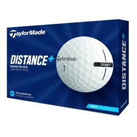 Taylor Made Distance+12-pack golfové míčky Nové míčky