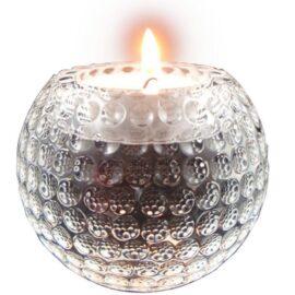 Golfový svícen Crystal Tealight Dárky pro ženy