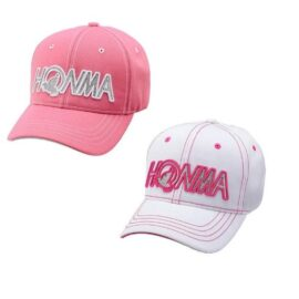 Honma Ladies Cap Golfové čepice dámské