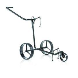 JuCad Carbon 3-wheel golfový vozík Tříkolové