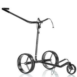 JuCad Carbon Travel golfový elektrický vozík Elektrické