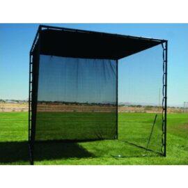 Tréninková golfová síť Master Cage Net (3x3x3m) Tréninkové síťky