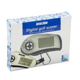 Elektronické počítadlo úderů Longridge Digital Scorer Počitadla