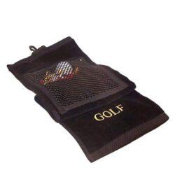 Golfový ručník 2-Fold Towel Ručníky na golf