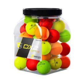 Wilson Staff Dx2 Optix 36-pack Nové míčky