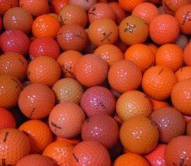 50 Oranžových Míčků A/B Bez kategorii