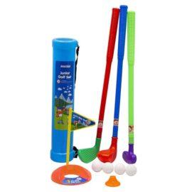Junior Plastic Golf Set Dárky pro juniory