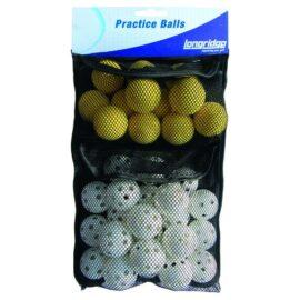 Tréninkové míčky Practice Balls 32pack Tréninkové míčky