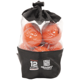 Masters barevné míčky 12pack Nové míčky