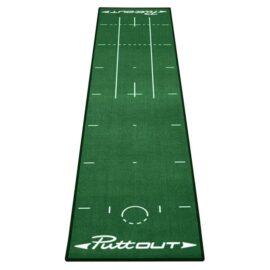 PuttOut puttovací koberec Domácí golfové tréninkové studio