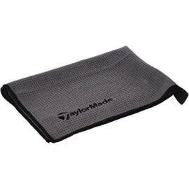Golfový ručník TaylorMade Microfiber Ručníky na golf