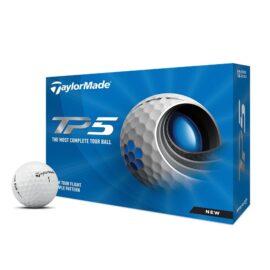 Taylor Made TP5 12-pack Nové míčky