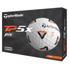 Taylor Made TP5x pix 12-pack Nové míčky