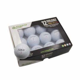 Golfové míčky Titleist ProV1 A/B 12pack Golfové míčky Titleist