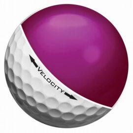Titleist Velocity 12-pack golfové míčky Nové míčky