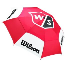 Wilson Staff Tour Double Canopy 68″ Umbrella Deštníky