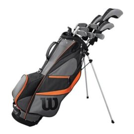 Wilson X-31 kompletní golfový set Bez kategorii