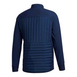 Pánská golfová bunda Adidas Frostguard Insulated navy Panské
